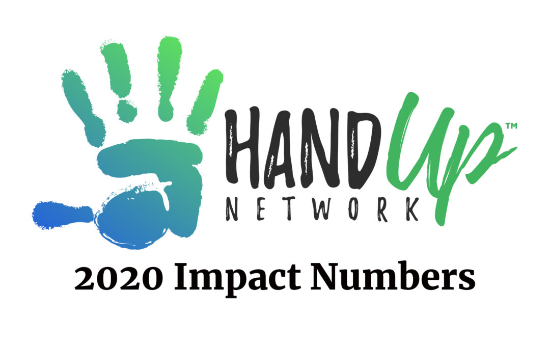 Hand Up Network Releases 2020 Impact Numbers